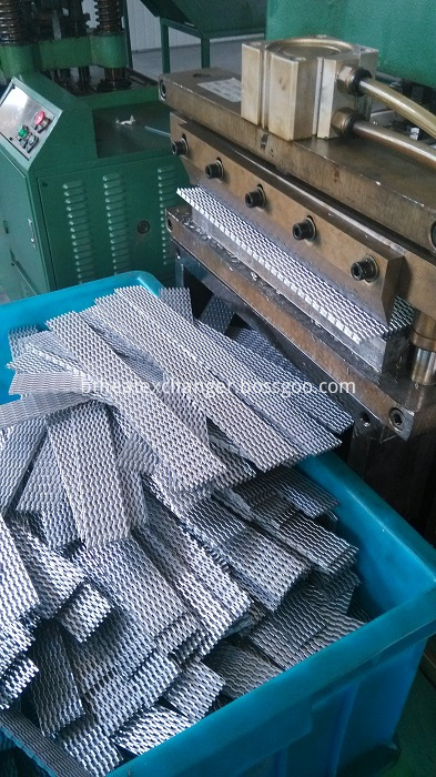 Fin Forming Machine1