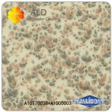 Revêtement en poudre d'effet de pierre (A10T70038 + A1000003)