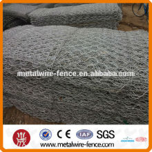 2015 shengxin Hot Sale Negative Twist Hot Dipped Galvanized Hexagonal Wire Mesh,Chicken cages