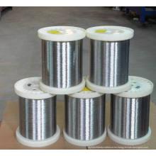 0.7mm-0.12mm Ss alambre de acero inoxidable Scourer