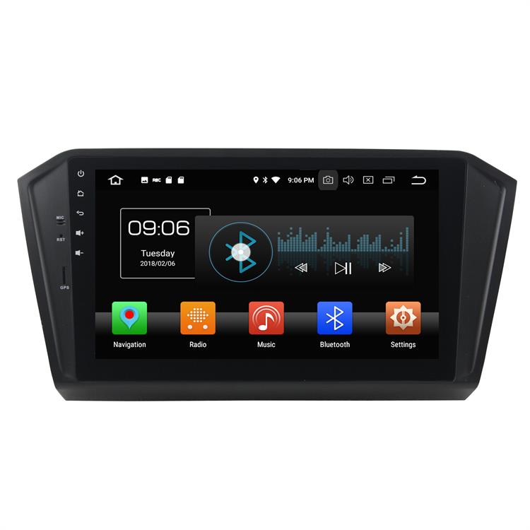 Passat 2016 Android 8.0 stereo systems (1)