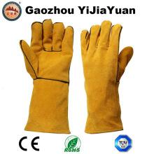 En12477 Luva de soldagem de trabalho industrial resistente ao calor