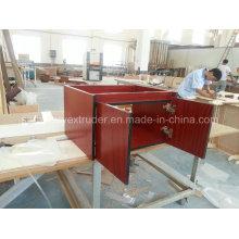Длинняя жизнь servise ПВХ WPC деревянная пластичная доска шкафа