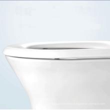 Ceramic wc Toilet White Sanitary Ware Bathroom Sets Elegant Toilets Washdown One Piece Toilet