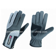 Windproof Winter Outdoor Reflective Fashion Full Fingers Sports Glove-Jw09b11
