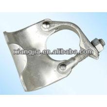 EN74 / BS1139 Bristish Drop Andamio forjado Putlog Clamp / Single Coupler