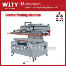 Máquina de impressão de tela vertical