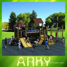 Équipement de terrain de jeux sécurisé-terrain de bébé équipement de jeu extérieur de jardin d'enfants
