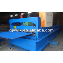 QJ Auto-1000 Metal Roofing Sheet Roll Forming Machine