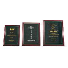 billige maßgeschneiderte Plaketten Auszeichnungen Design
