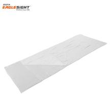 100% natural silk sleeping bag liner for traveling