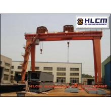 Precast Yard Gantry Crane 15