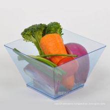 Tableware Disposable Bowl Plastic Bowl Square Bowl 17 Oz