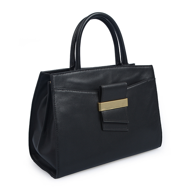Stylish ladies leather handbags , Famous brand leather briefcase
