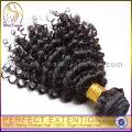 Китайских интернет-магазинах 6а класса афро кудрявый вьющиеся монгольский волос