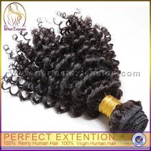 Chinesische Online-Shops 6a Klasse Afro verworrenes lockiges mongolisches Haar