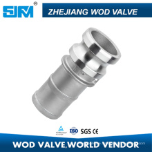 Stainless Steel E Type Camlock Quick Coupling (Hose Coupling) in All Type