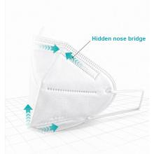 Хирургическая медицинская одноразовая маска Kn95 для лица