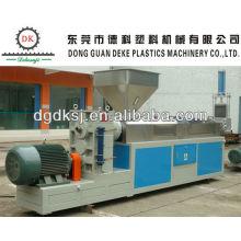 DEKE Waste Plastic Recycling Machine DKSJ-140A/125