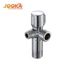 Jooka choc prix nouvelle conception zinc alliage angle vanne