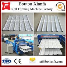 Roof Metal Tile galvanized sheet Making Machine