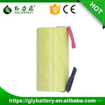 Tollpatsch-Batterie 3000mah Ni-mh für Elektrowerkzeug-Großverkauf-freies Verschiffen
