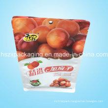 Logo Printing Snack Food Packaging Bags