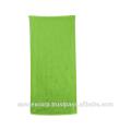 Dyed beach towel