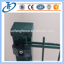 Clôture de maillage soudée Pro-Twin haute qualité fabriquée en Chine