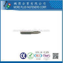 """Made In Taiwan PH Bits 1/4"""" HEX INSTERT BITS 01D"""
