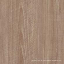 Handelsüblicher hölzerner PVC-Vinylbodenbelag trocknen hinteren Vinylboden