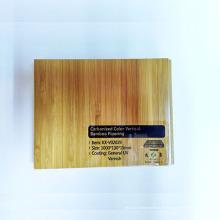 UV-Lack glatt karbonisiert vertikalen festen Bambusparkett
