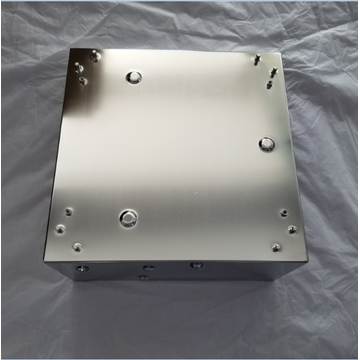 Anodizing Aluminum Sheet Metal Small Parts