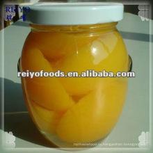 Консервированный персик в сиропе