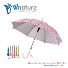New Fashion Lovely Print Child Kid Umbrella