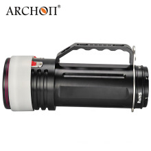 Archon Diving Video Luz Linterna LED 100watts Impermeable hasta IP68