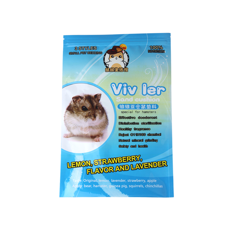 Hamster Pad Material Self Sealing Packing Bag