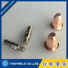 trafimet S45 плазменный сопло и электрод резки сопла плазмотрона и электродом