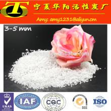 Refractory grade calcined alumina powder for polish