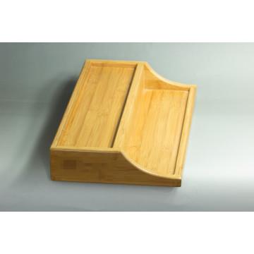 customized bamboo presentation box