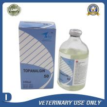 Veterinärmedikamente von 50% Analgin Injection (50ml / 100ml)