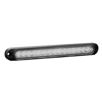Clear Lens Automotive Fog Tail Light Bar