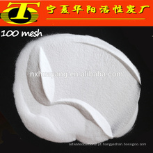 WFA Óxido de corindo branco para materiais refractários