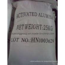 Alúmina activada