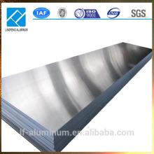 Prix bas de la feuille d'aluminium 1060 pour la toiture