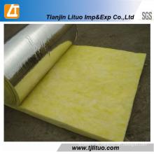 ISO90001 Folha de alumínio Lã de vidro Batt