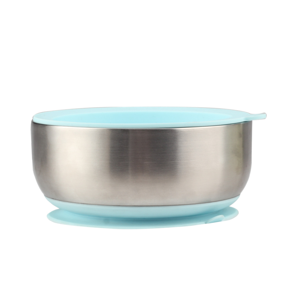 Food Grade Stainless Steel Baby Bowl