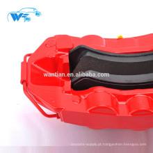 Sistema de freio de corrida de alto desempenho para peças automotivas GT6 Pinças de freio vermelhas de ajuste para kit de freio Audi Q5