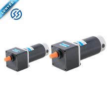 12v 24v 90v high torque low rpm dc motor with gear reduction