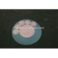 Хорошие поверхности алюминиевых кругов для сковородки